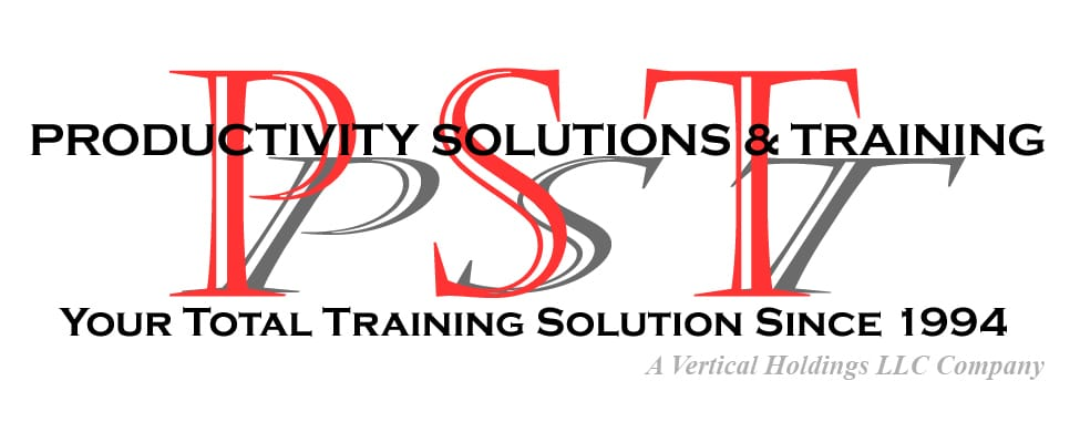 Productivity Solutions & Training