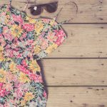 dress and sunnies blog
