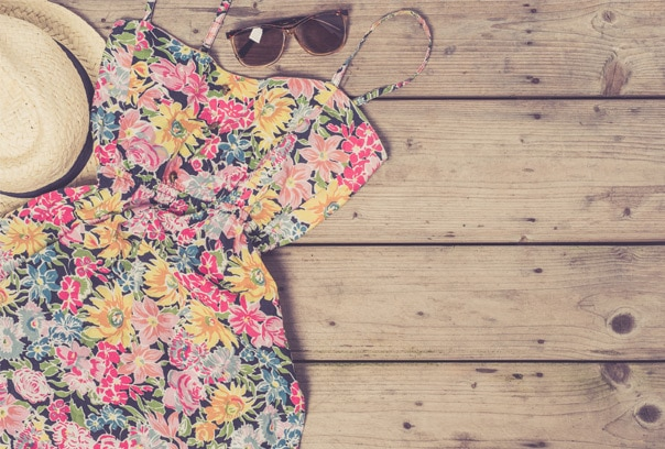 Say Hello to Summer, Thrift Style