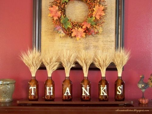 Three Easy As Pie Crafts to Get Your Home Ready to Host Thanksgiving