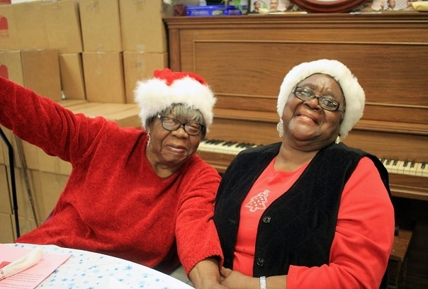 Golden Angel Program Brightens Holiday Season for Local Seniors