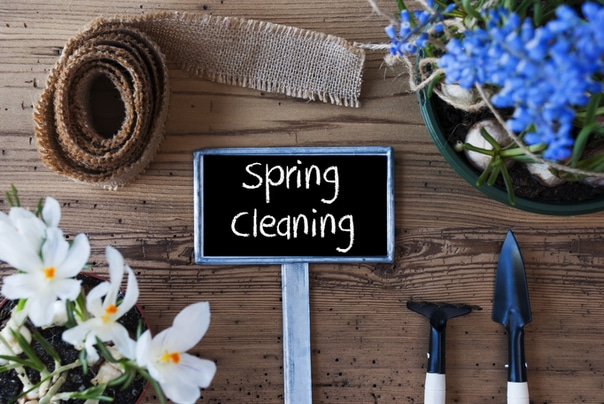 20 Spring Cleaning Tips, Tricks & Ideas