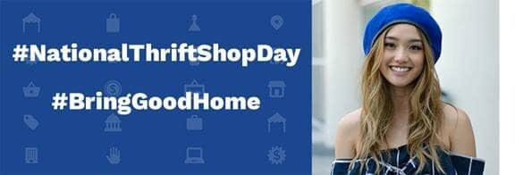 National Thrift Shop Day and Back to School Shopping Go Hand-in-Hand
