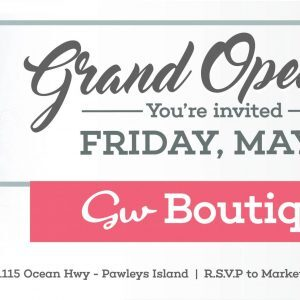 GW Grand Opening Email Invite 01