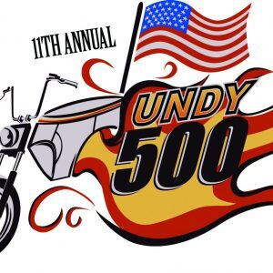 2019 Undy 500 11th Annual Logo