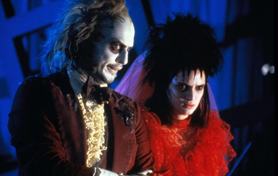Costumes For Couples Beetlejuice Lydia Palmetto Goodwill