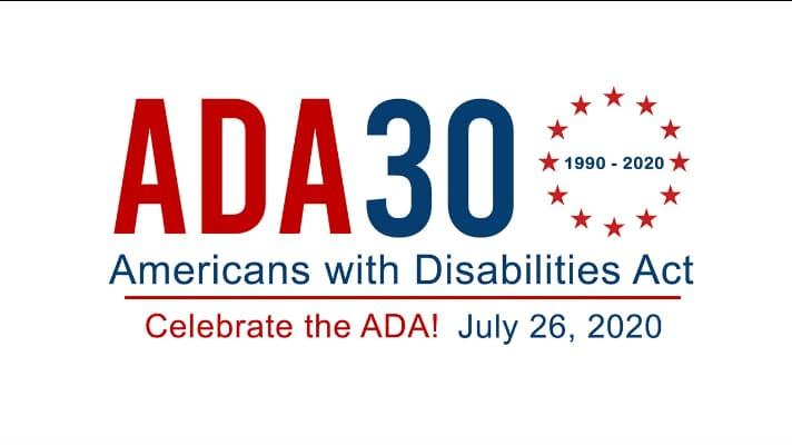 Celebrate the ADA!  – 30th Anniversary