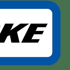 penske logo ent right text print