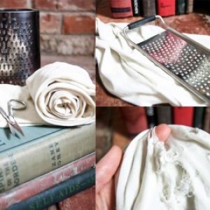 How to Age Books with Tea and Tights 3