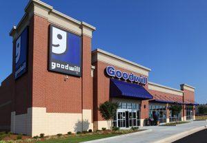 goodwill retail center