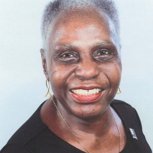 Fouchéna Sheppard in her role as the Advocacy Coordinator at Palmetto Goodwill.